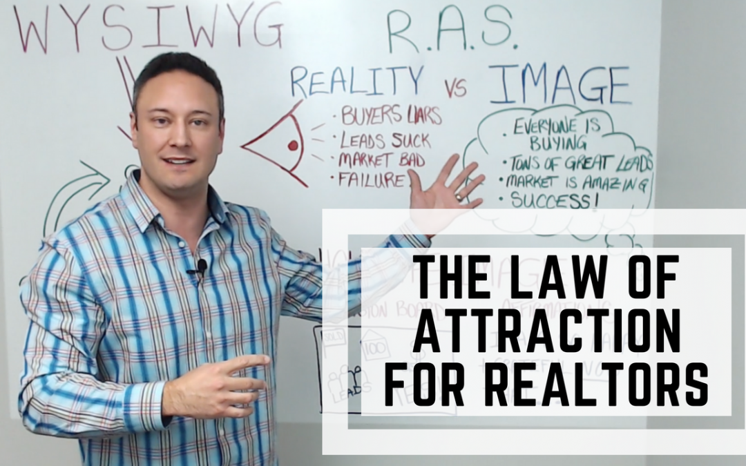 How Realtors Can Use the Law of Attraction to Create Success